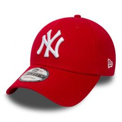 KŠILTOVKA LEAGUE ESSENTIAL 9FORTY NEW YORK YANKEES ČERVENÁ