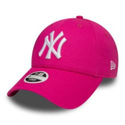 KŠILTOVKA LEAGUE ESSENTIAL 9FORTY WMNS NEW YORK YANKEES RUŽOVÁ