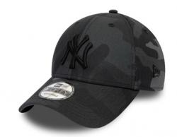 KŠILTOVKA LEAGUE ESSENTIAL 9FORTY NEW YORK YANKEES MNCBLK ČERNÁ KAMUFLÁŽ