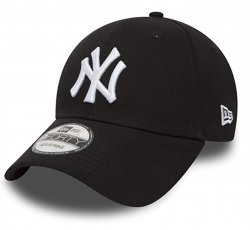 KŠILTOVKA LEAGUE ESSENTIAL 9FORTY WMNS NEW YORK YANKEES BLKWHI ČERNÁ