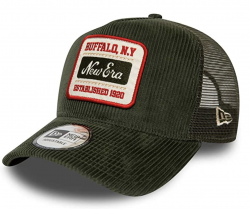 KŠILTOVKA NEW ERA FABRIC PATCH TRUCKER RIG ZELENÁ