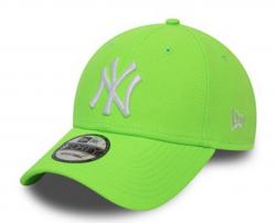 KŠILTOVKA NEW ERA LEAGUE ESSENTIAL NEON PACK 9FORTY NEW YORK YANKEES NEP ZELENÁ