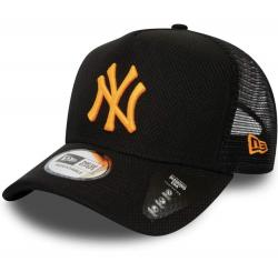 KŠILTOVKA NEW ERA DIAMOND ERA TRUCKER NEW YORK YANKEES BLKNEO ČERNÁ