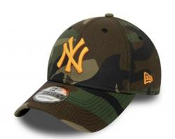 KŠILTOVKA NEW ERA CAMO ESSENTIAL 9FORTY NEW YORK YANKEES WDC ZELENÁ KAMUFLÁŽ