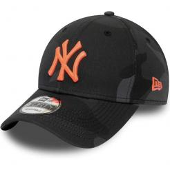 KŠILTOVKA NEW ERA CAMO ESSENTIAL 9FORTY NEW YORK YANKEES MNC ŠEDÁ KAMUFLÁŽ