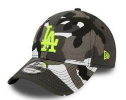KŠILTOVKA NEW ERA CAMO ESSENTIAL 9FORTY LOS ANGELES DODGERS URC KAMUFLÁŽ