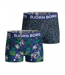 BOXERKY BJÖRN BORG SHORTS BB STRONG FLOWER MINI & BB TINY FLOWER 2p