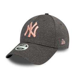 KŠILTOVKA TECH JERSEY LEAGUE ESSENTIAL 9FORTY WMNS NEW YORK YANKEES ŠEDÁ